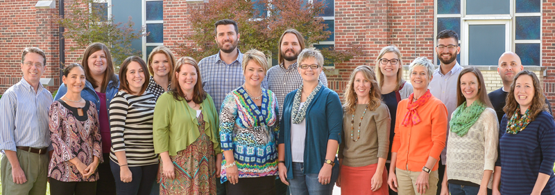 Renew Counseling Center Staff