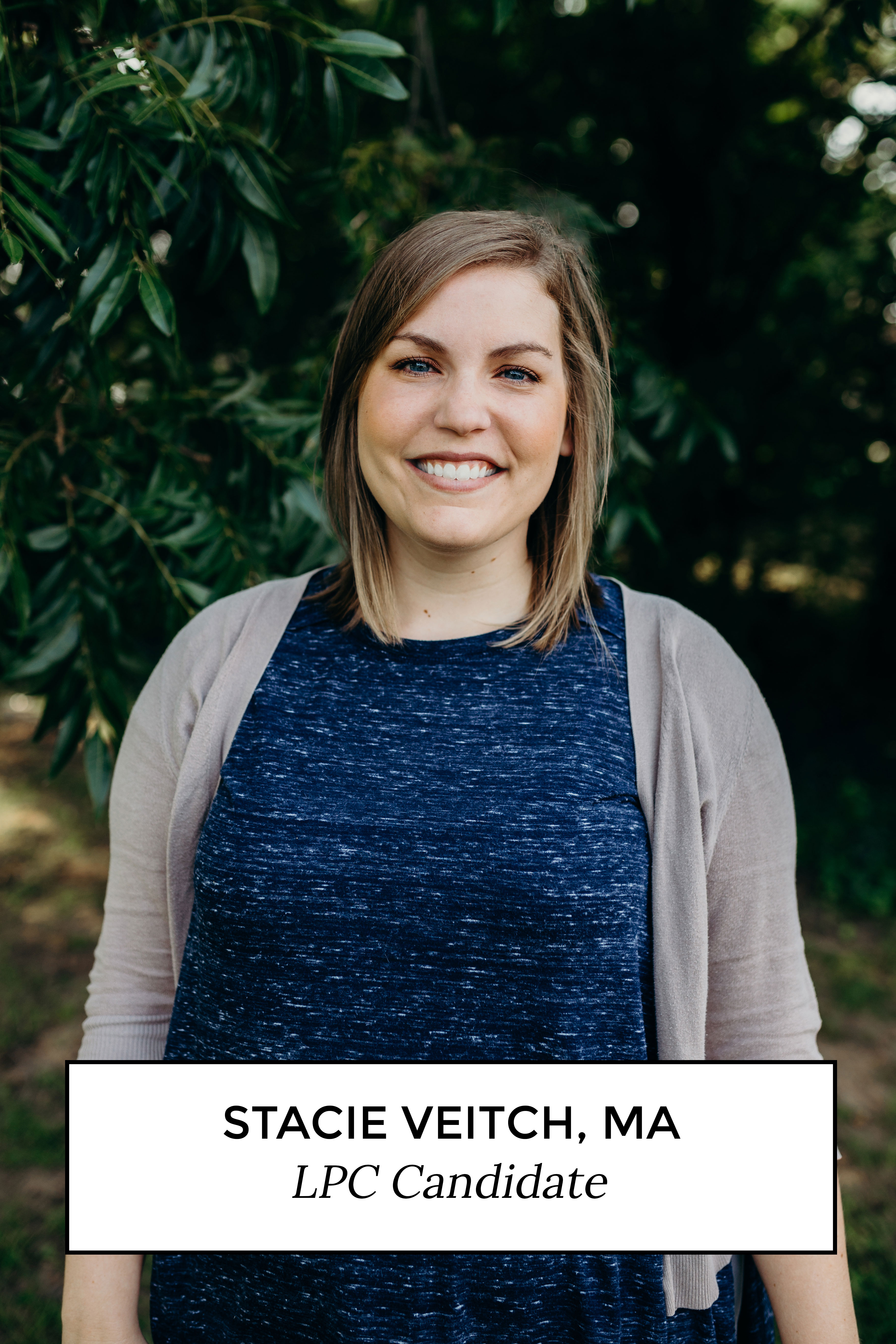 Stacie Veitch, MA, LPC Candidate