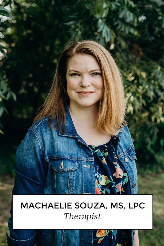 Machaelie Souza, MA, LPC Therapist
