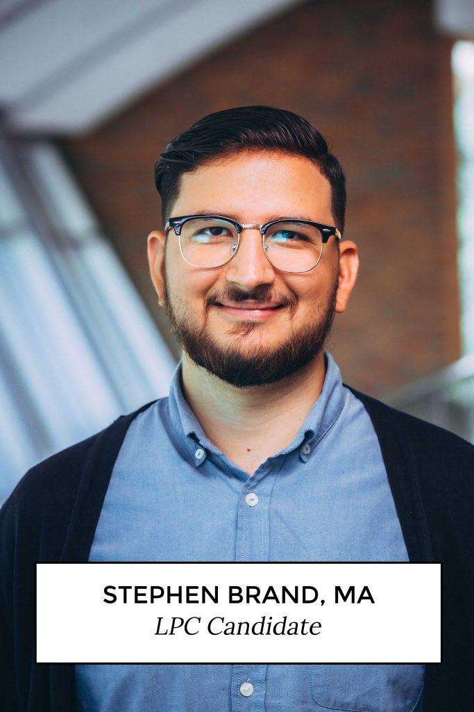 Stephen Brand, MA