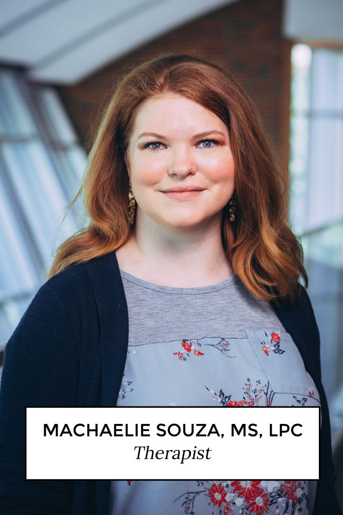 Machaelie Souza, MS, LPC